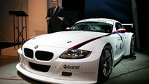 BMW Z4 M Coupe as Motor Racing Kit