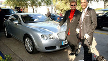 First Bentley Continental GT for North America sold for $400,000