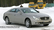 PY PHOTOS: Mercedes CLS Facelift