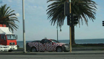 Holden Commodore VE in Ute Drag Spy Shots