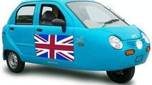 Zap Zebra Approved for UK Roads