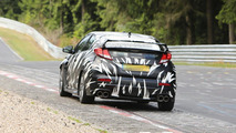 2015 Honda Civic Type-R spied in action at the Nurburgring [video]