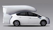 Toyota Prius Camper Van