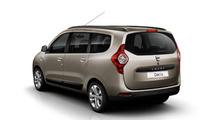 Dacia Lodgy unveiled in Geneva [video]