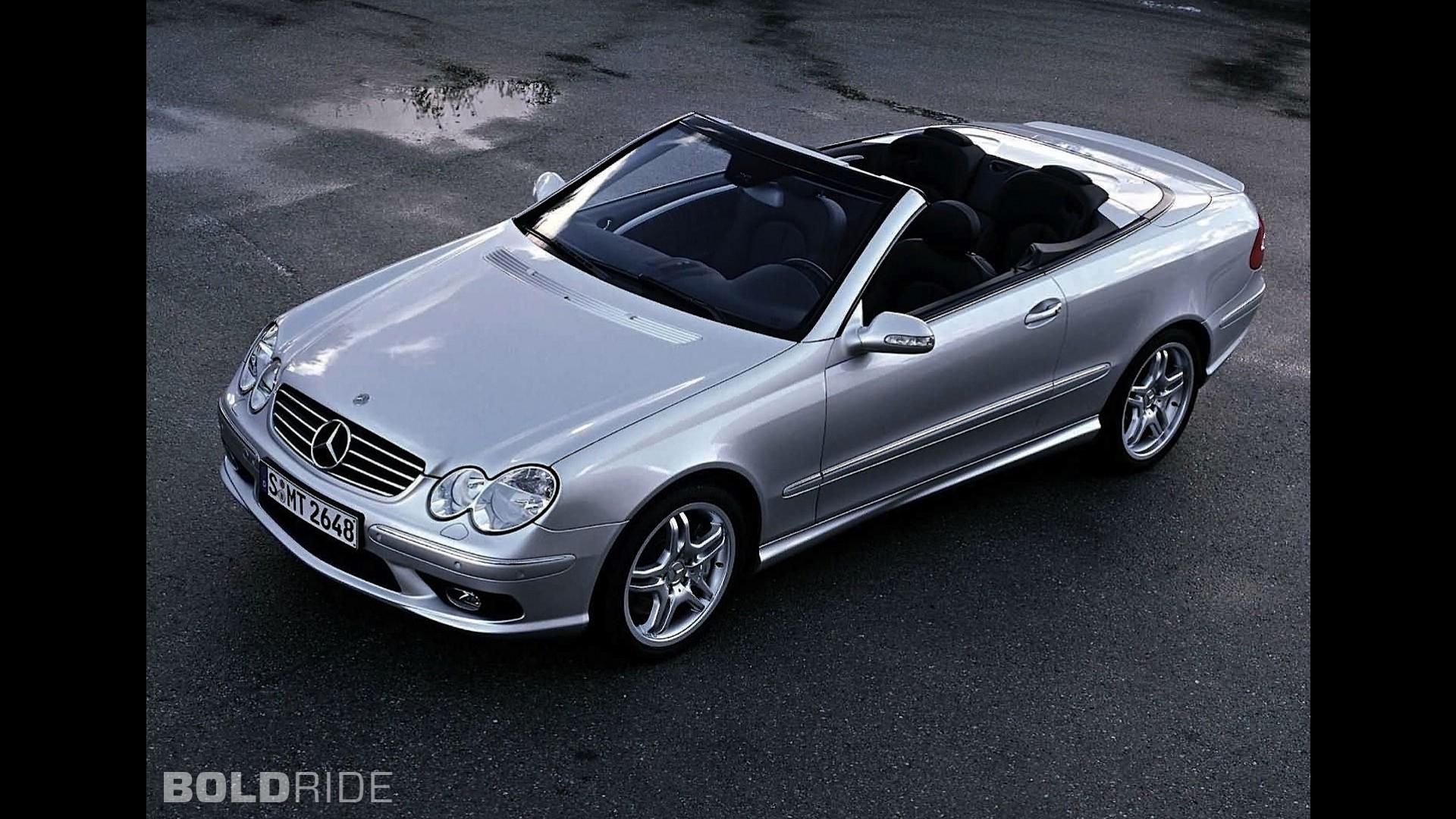 Mercedes benz clk55 amg cabriolet for Mercedes benz clk55 amg