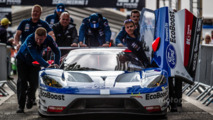 Corvette's Magnussen accuses Ford of sandbagging to gain performance