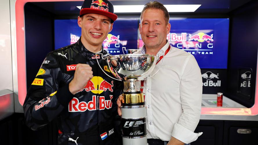 Curing karting errors made Verstappen F1 star