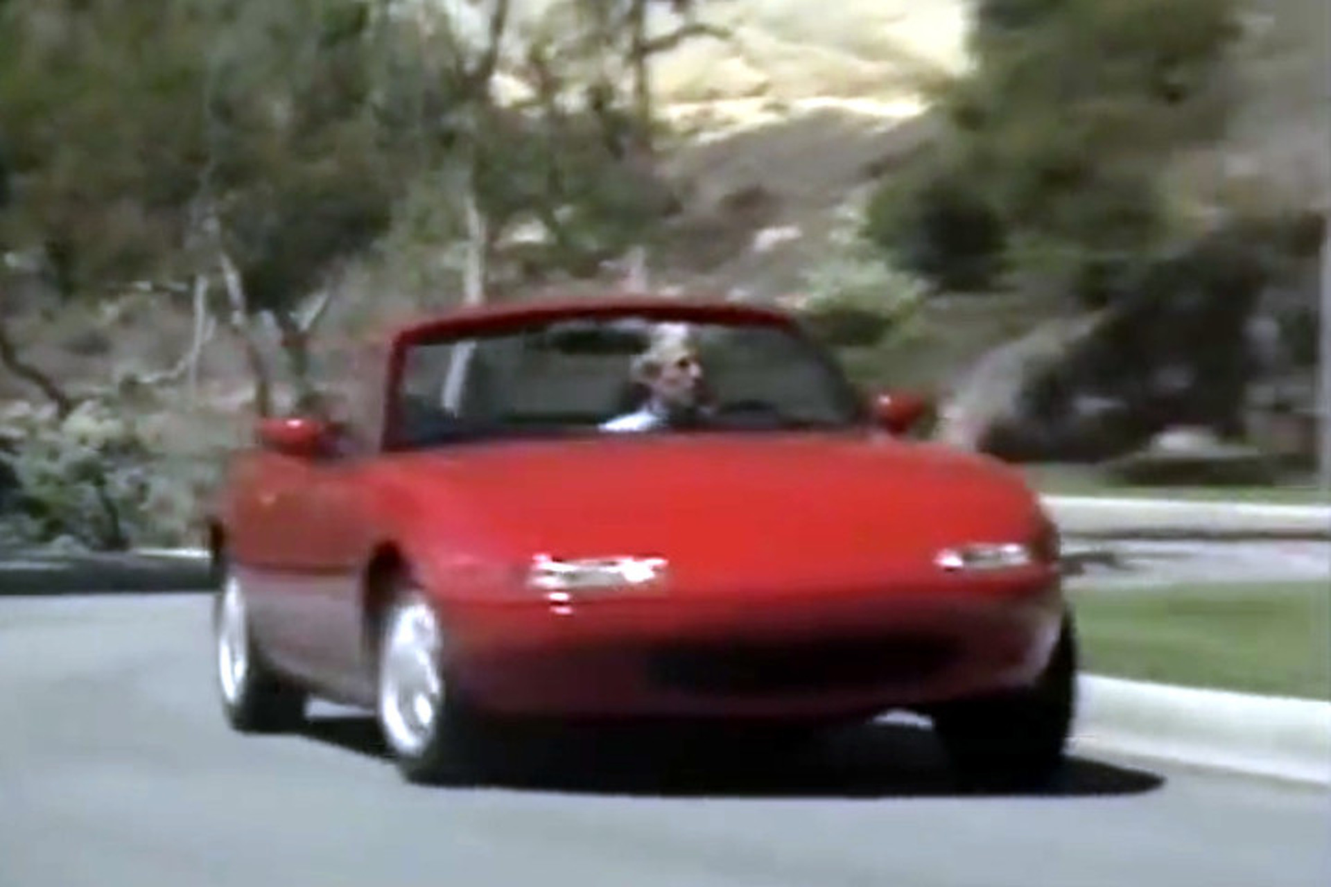 1989 'Top Gear' Segment Reminds Us Why We Love the Mazda Miata [video]