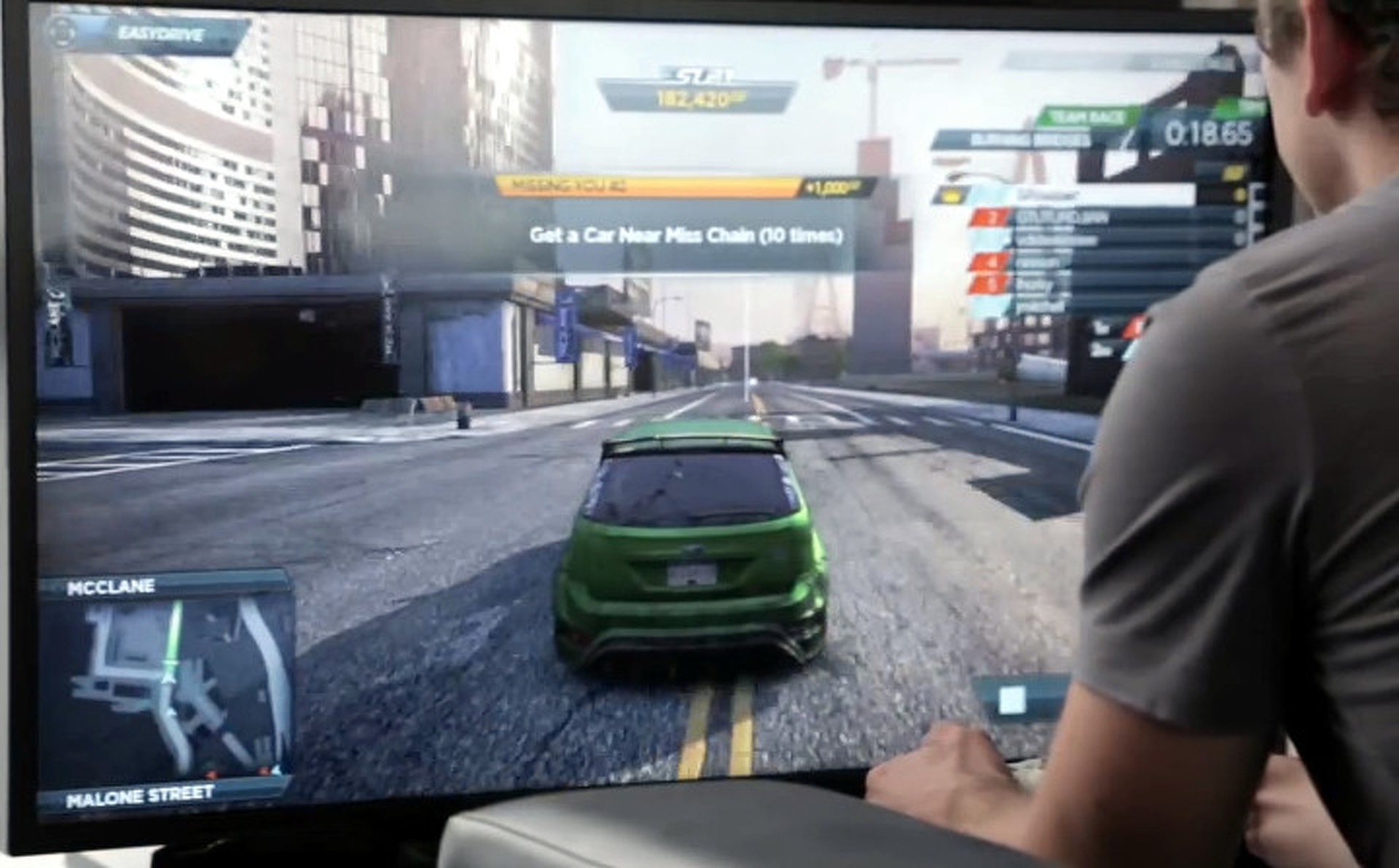 Study: Video Gamers Pass Driver's Test, Crash in First Year