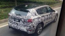 Next-gen BMW X1 long wheelbase spied in China