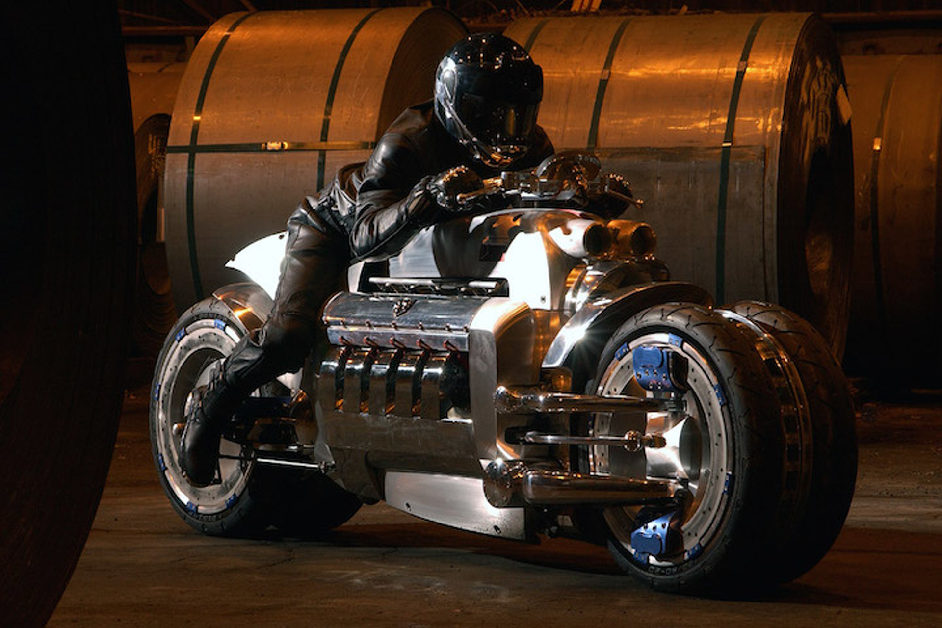 Weird Car of the Week: When Dodge Almost Made the World's Fastest Motorcycle