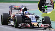 Giorgio Piola's Australian GP tech wrap-up