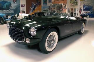 1952 Ferrari Barchetta Stops By Jay Leno's Garage