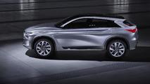 Infiniti QX50 replacement due at Paris Motor Show