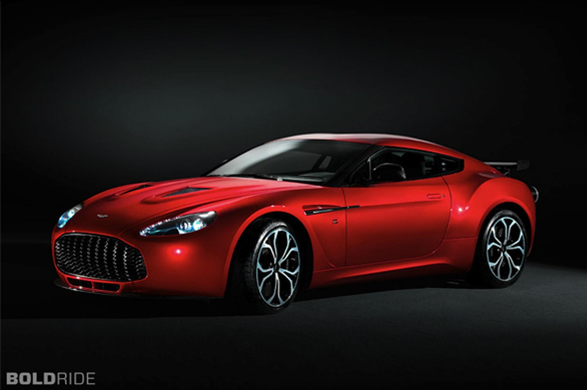 Jaw Dropper: 2013 Aston Martin V12 Zagato