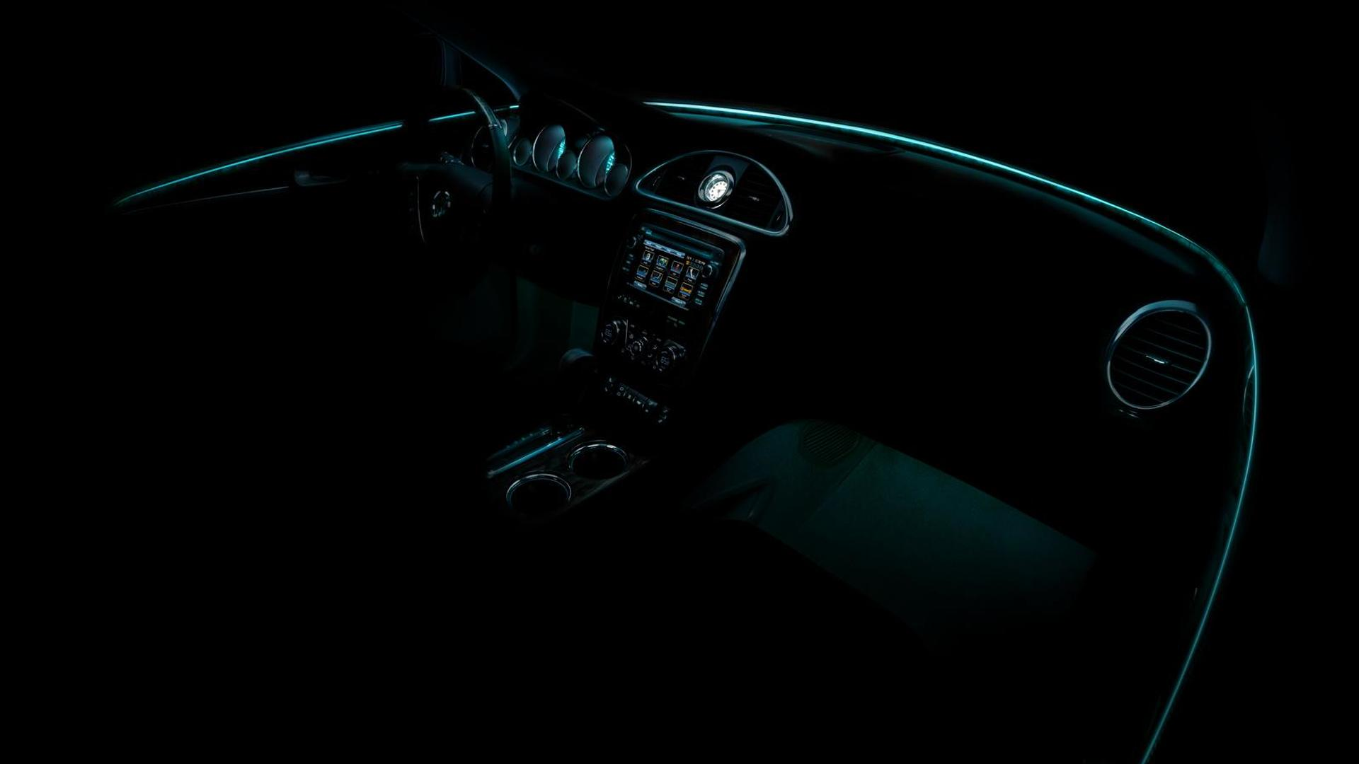 2013 Buick Enclave facelift revealed [video added]