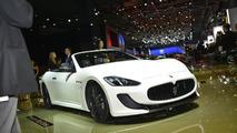 Maserati GranCabrio MC live in Paris 27.09.2012
