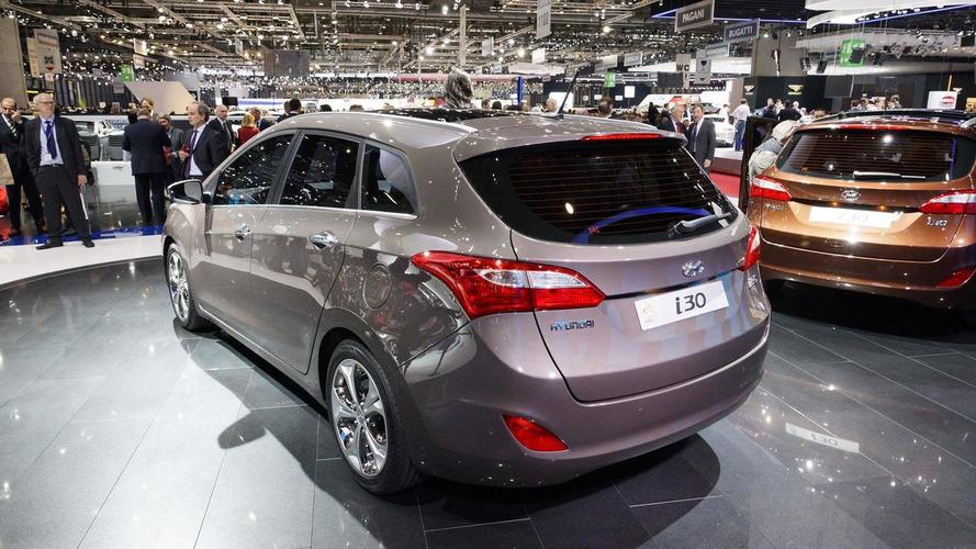 2013 Hyundai i30 Wagon debuts in Geneva