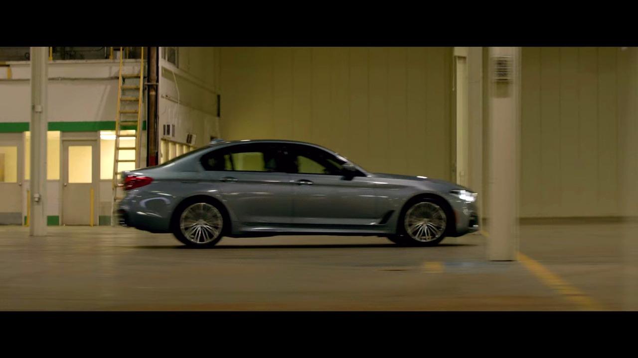 BMW Films: The Escape trailer 2