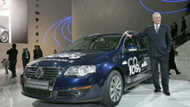 VW Passat BlueMotion II