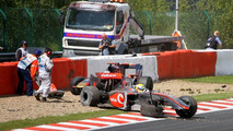 Drivers not penalised after Spa carnage