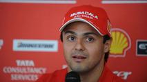 Felipe Massa at 2009 Hungarian grand prix, practice