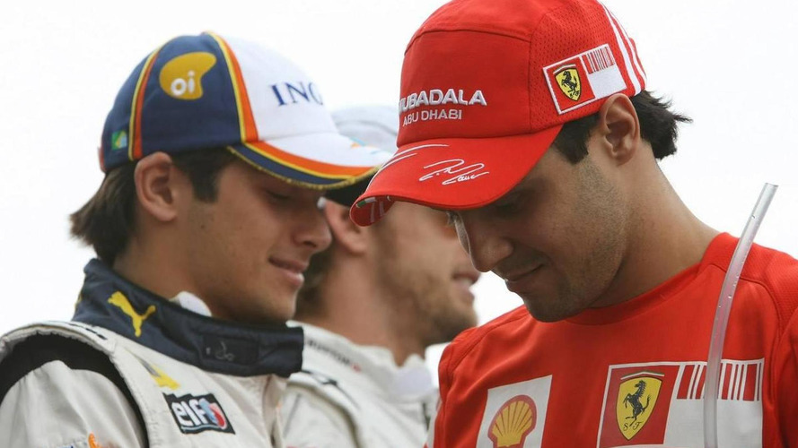 Piquet Jr defends under-fire Massa
