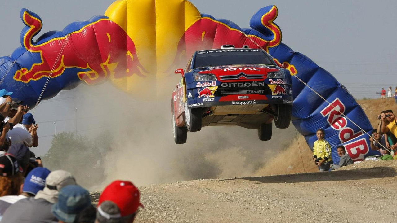 2008 Rally Greece Sebastien Loeb 22.07.2010