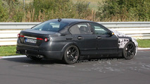 Next Generation BMW M5 Prototype Shows its Face