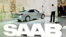 Saab, Swedish officials in Detroit to decide brand's fate