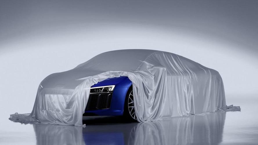 2015 Audi R8 V10 will have 532 bhp; R8 V10 Plus getting 601 bhp