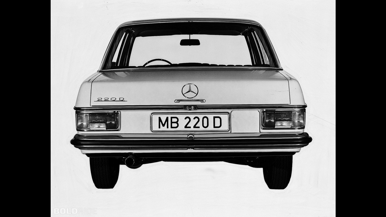 Mercedes-Benz 220 D