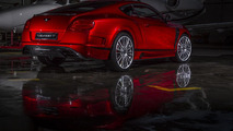 Bentley Continental GT-based Mansory Sanguis launching in Geneva tomorrow