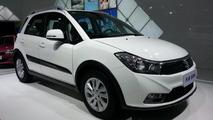 First-gen Suzuki SX4 receives facelift for Auto Shanghai
