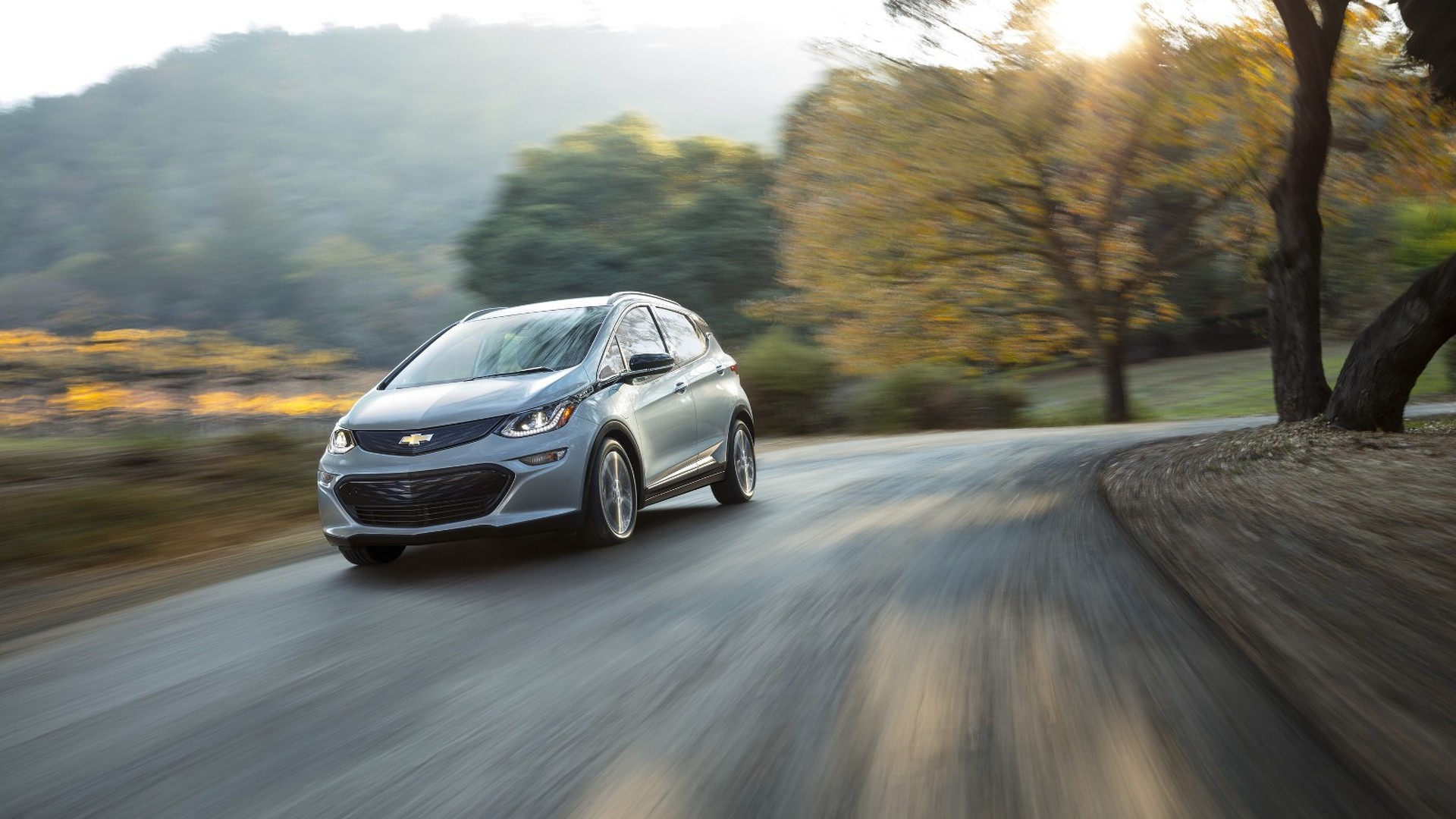 GM & Lyft to use autonomous Chevy Bolts starting next year