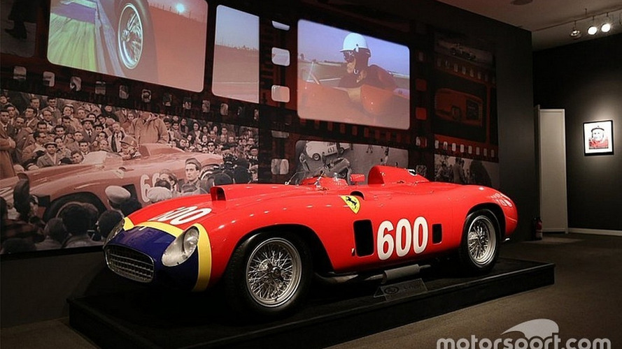 Fangio Ferrari sold for $28 million