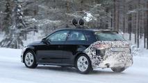 Audi A3 three-door facelift spy photo