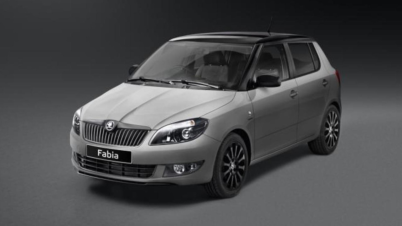 Skoda Fabia Reaction 26.07.2013