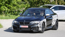 BMW M2 confirmed as first spy shots emerge