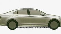 Volkswagen NMC patent photo