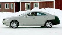 SPY PHOTOS: Mercedes CLS Facelift