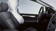 Mercedes-Benz A-Class side airbags