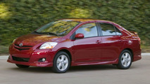 New Toyota Yaris Arrives in USA