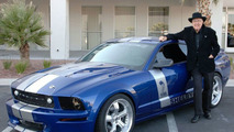 Carroll Shelby With CS 6 Concept Mustang