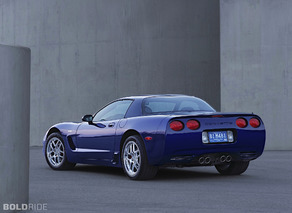 Chevrolet Corvette Z06 Commemorative Edition