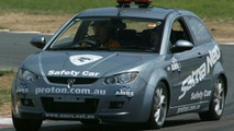 Proton Satria Neo Safety Car
