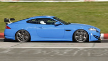 Track-focused Jaguar XKR-S spy photo 19.6.2012