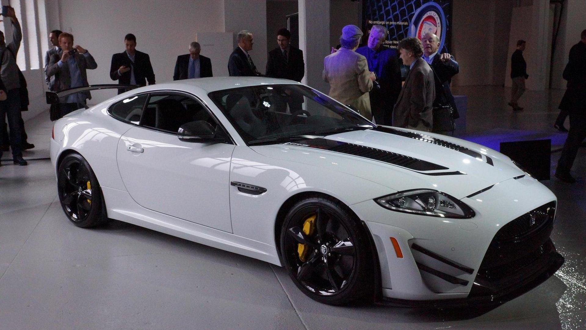 Jaguar XKR-S GT production could be expanded to 50 units