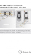 Mercedes-Benz new assistance systems 19.11.2012