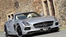Mercedes SLS AMG Borrasca Roaster by INDEN Design 14.6.2013